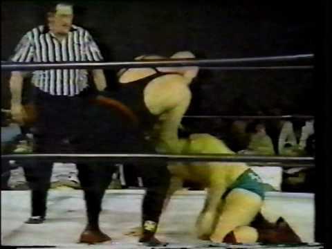 Kevin Sullivan & Barry Orton vs Karl & Kurt Von Steiger