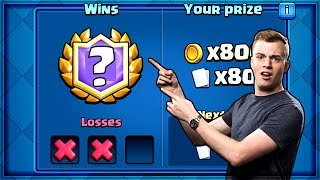 Clash Royale - HOW MANY WINS? 20 Win Challenge