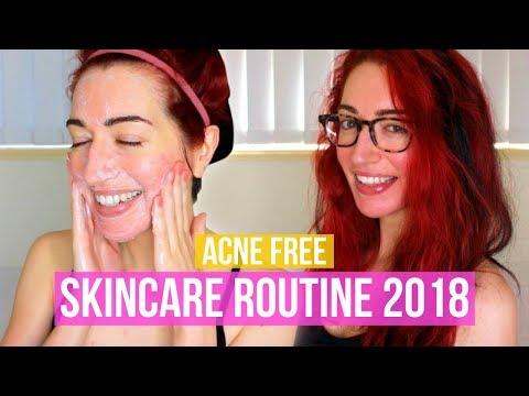 I'M ACNE FREE! My Updated Skincare Routine (Accutane & Sensitive, Dry Skin)