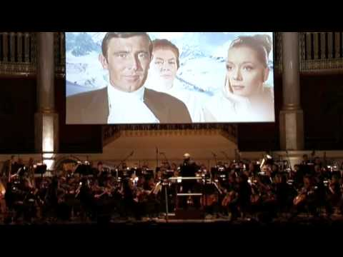 "On her Majesty´s Secret Service - James Bond Suite Part 6 - at ""Hollywood in Vienna09"""