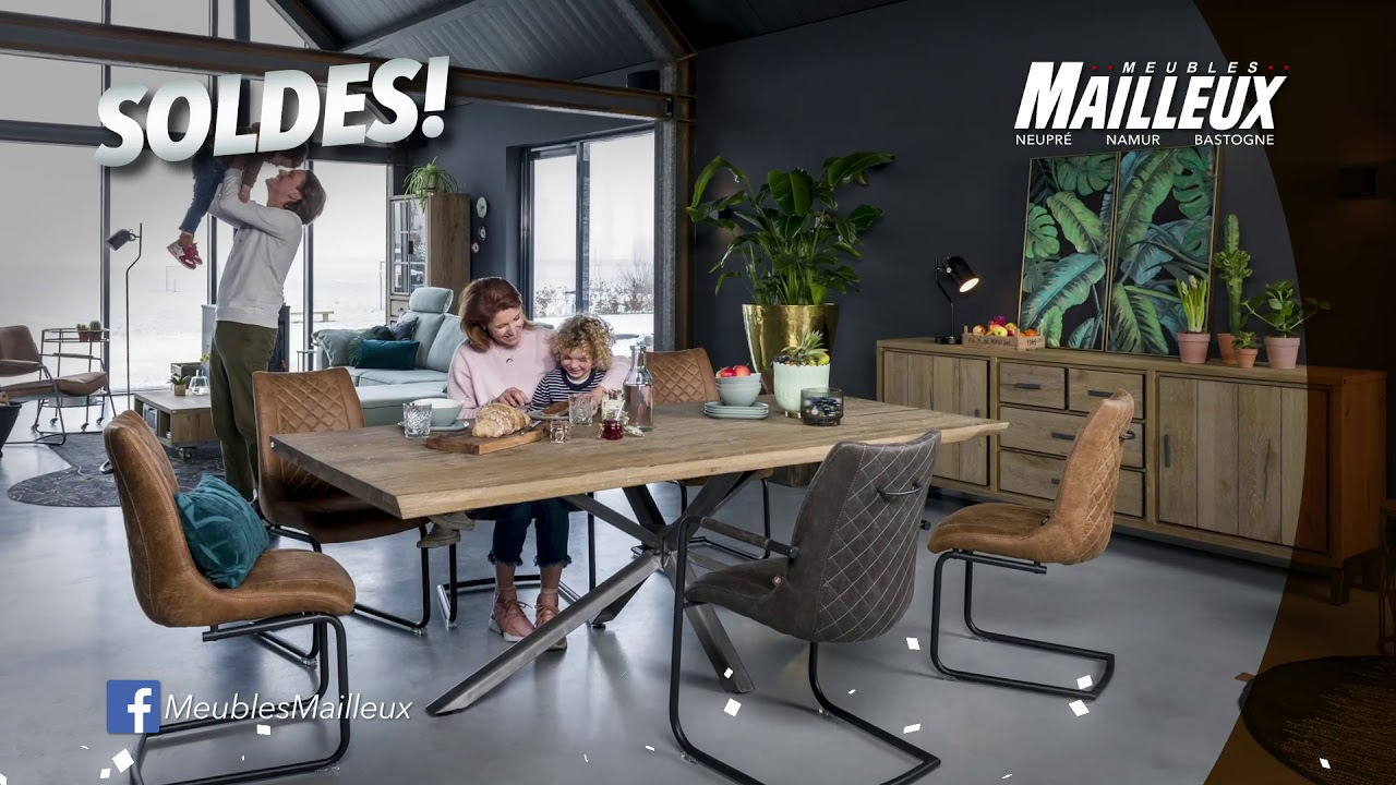 Meubles Mailleux Soldes Monstres 2019 Salle A Manger Dressoir