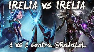 1vs1 contra @Rafal0l - IRELIA vs IRELIA