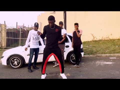 Prince Kaybee Feat. Busiswa & TNS - Banomoya (Dance Cover) Bhenga Dance By DangerFlex SA
