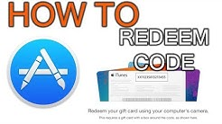 How to Redeem code on Mac App Store