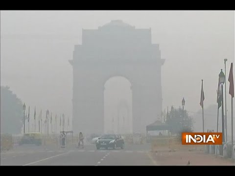 Dense Fog Engulfs Delhi, Flight Services Affected