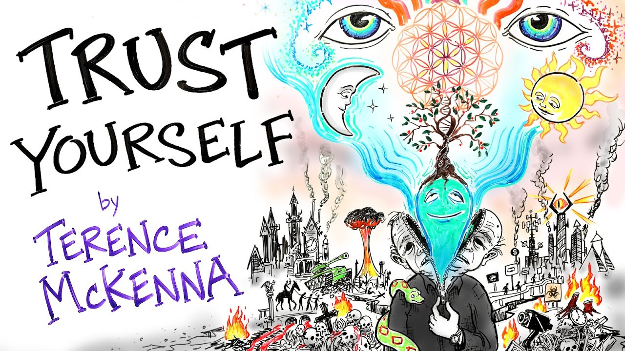 Download Reject Authority, Trust Yourself - Terence Mckenna