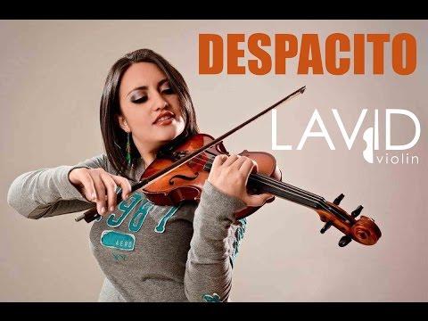 Despacito (Luis Fonsi ft. Daddy Yankee) - Violin Cover   La Vid Violin