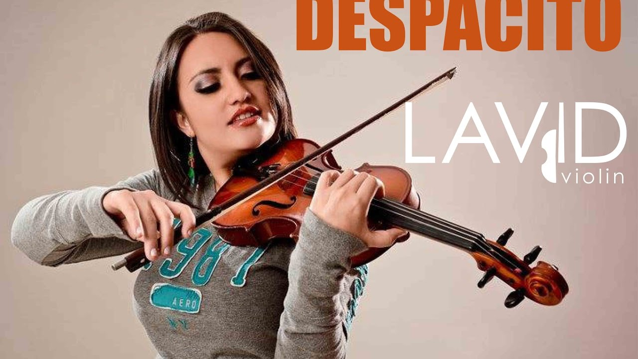Despacito Luis Fonsi Ft Daddy Yankee Violin Cover La Vid Violin Youtube