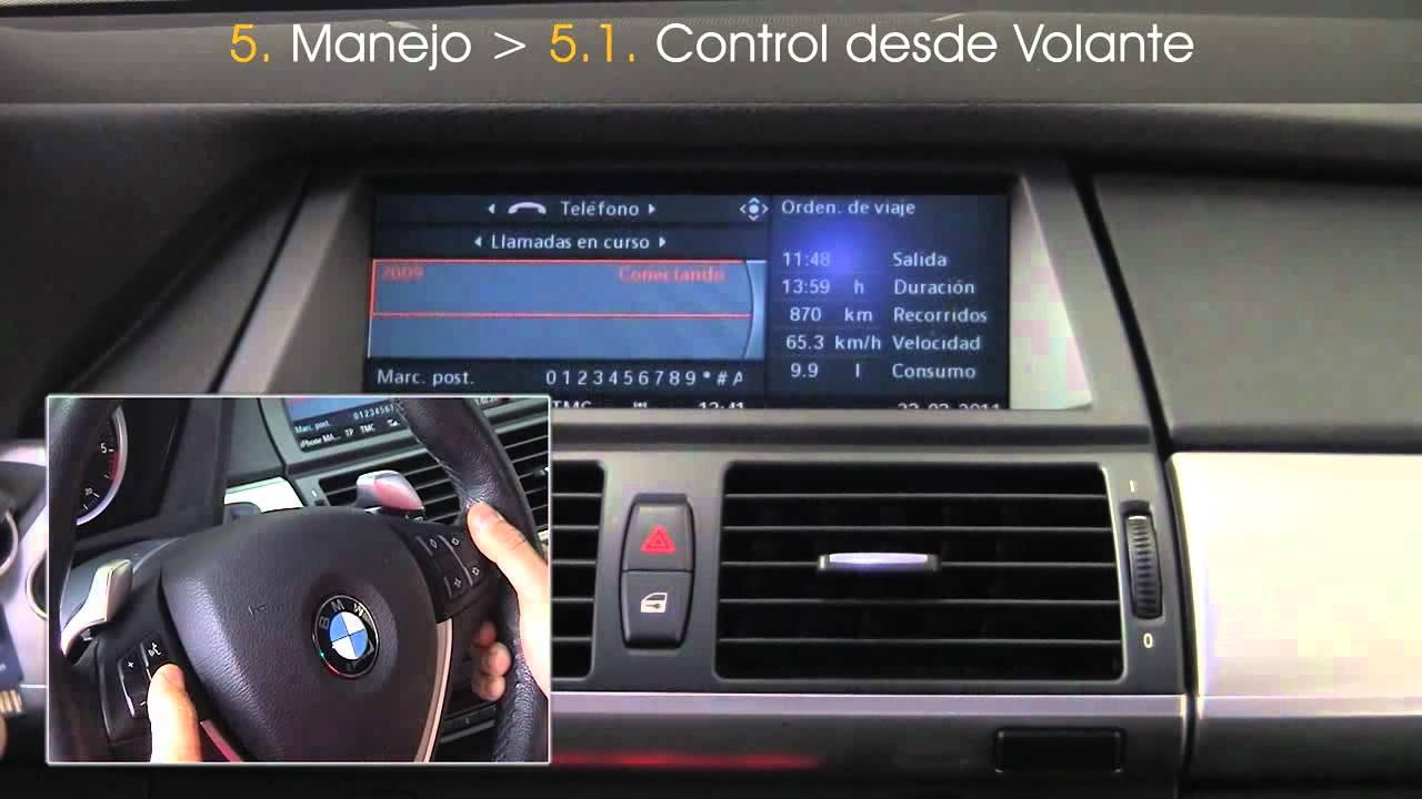 Manos libres para Mercedes Pro Fiscon