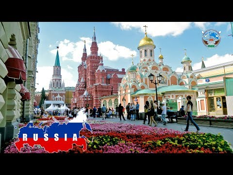 WORLD RIDE 2017 || EP. 48 || Exploring Moscow,RUSSIA