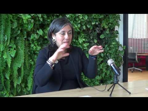 Interview Vienna deputy Mayor Maria Vassilakou