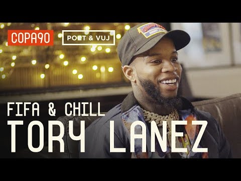 FIFA and Chill with Tory Lanez | Poet and Vuj Present!