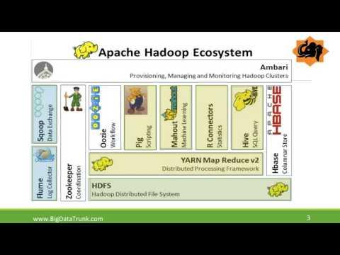 BIg Data Hadoop Ecosystem