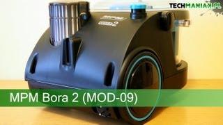 Wideo test i recenzja odkurzacza Bora 2 (MPM MOD-09) | techManiaK.pl