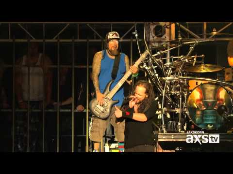Korn - Y'All Want a Single - Family Values Festival 2013 - Broomfield, CO, USA 05/10/2013 PROSHOT
