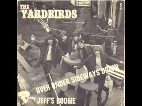 The Yardbirds - Over Under Sideways Down