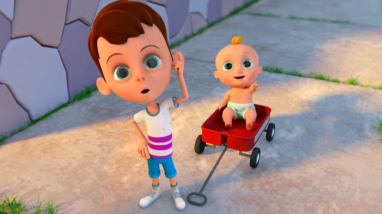 Dos Pajaritos - Canciones Infantiles | El Reino Infantil