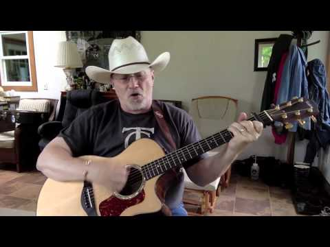 1548 -  Right Where I Need To Be -  Gary Allan cover with guitar chords and lyrics