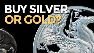 Silver Or Gold - What To Buy? Mike Maloney, Ed Steer & Peter Spina
