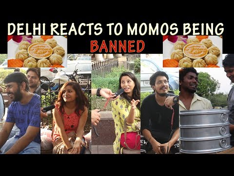 Delhi Reacts To Momos Being Banned In India | Best Momos In Delhi | VibrantIsh Mp3
