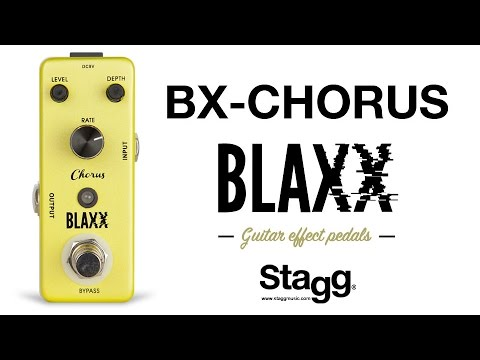 BLAXX | BX-CHORUS