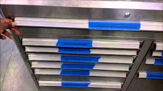 Kobalt Tool Chest And Wood Clamp Safety Video