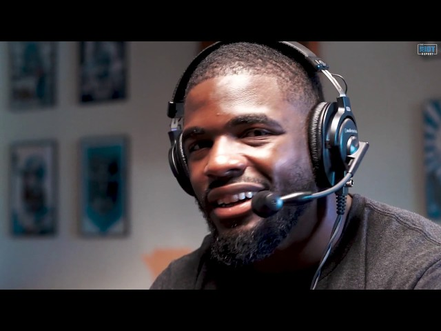 Andre Smith talks Luke Kuechly, New Panthers Defense and More on It Is What It Is
