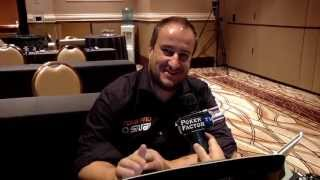 Vegas Experience 2013, Day 4 Main Event, Riccardo Lacchinelli