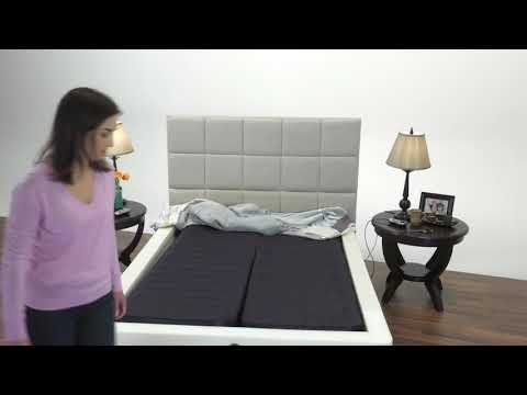 Broyhill 2-Chamber Adjustable Air Bed Assembly