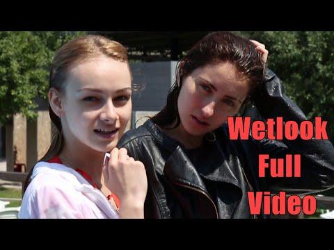 WETLOOK FULL VIDEO | Wetlook girls Vita and Angela