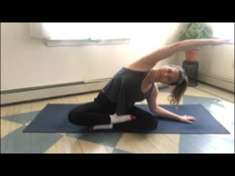gentle yoga for when you're feeling raw  youtube