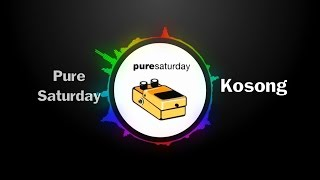 Noah - Kosong (Pure Saturday cover) [Karaoke Tanpa Vokal]