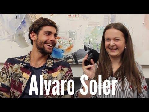 ALVARO SOLER Interview: Ganz PRIVAT!!!