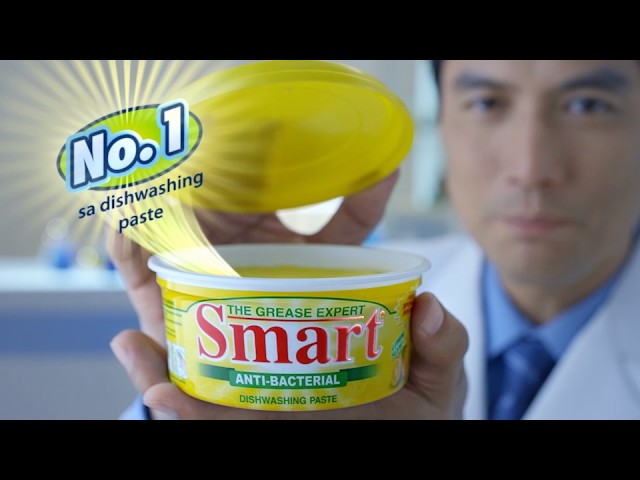 "Smart Dishwashing Paste ""Misis Bongga"" 2016 30s"