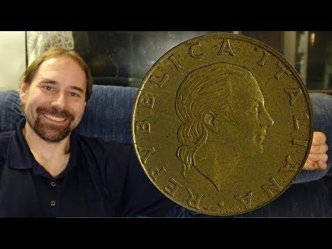 Italy 200 Lire Carabinieri 1994 Coin