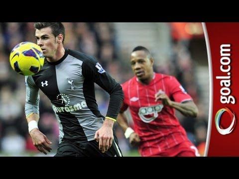 Southampton 1-2 Tottenham - AVB impressed as Spurs go fourth