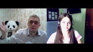 Как ДЕВУШКЕ заработать на Ютубе? Интервью с ПАНДОЙ (Матвей Северянин) Заработок в интернете с нуля
