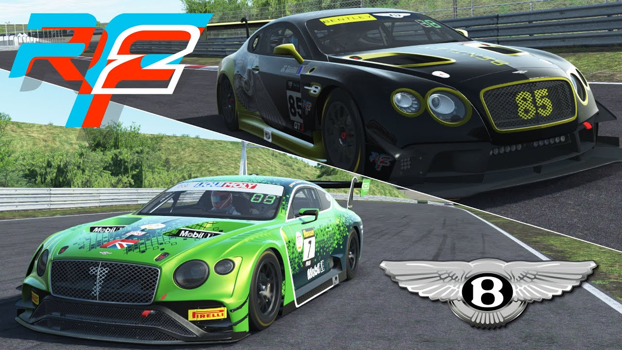 Video: 2020 Bentley GT3