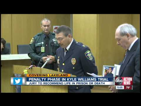 Penalty Phase In Kyle Williams Trial