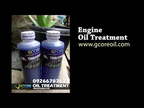 Gcore Oil Treatment