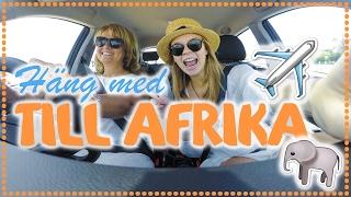 VLOGG: Reser till Sydafrika