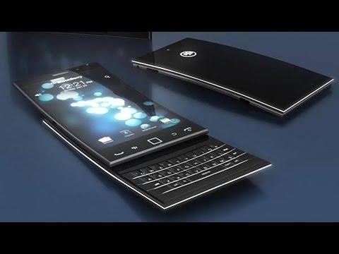 Blackberry Slider: Rumors & Leaks (2015)