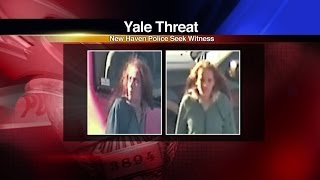 Person of interest in custody for Yale lockdown