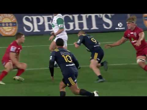 2017 Super Rugby Rd 17 - Highlanders v Reds