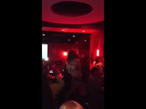 Tcheris / Karaoke Finals at Nancy's Pizza in Buckhead
