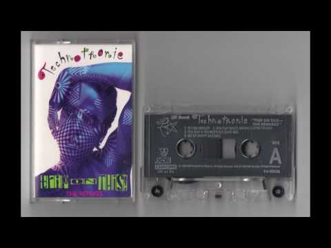 (1990) Technotronic - Trip On This--The Remixes [Cassette Rip]