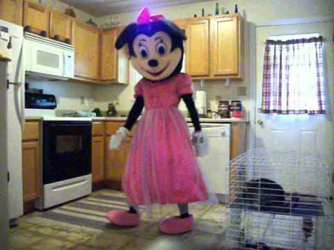 Hey Mickey You're So Fine!!!