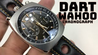 Wahoo Bullhead Chronograph Watch by Dart Watches Review