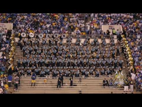 "Southern University Human Jukebox 2016 ""Got My Whiskey"" By Mel Waiters 