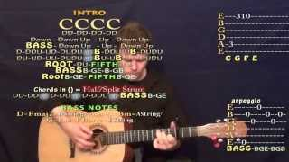 Say You Do (Dierks Bentley) Strum Guitar Cover Lesson with Chords/Lyrics- Capo 3rd Fret